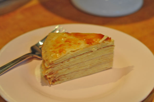 Crepe-cake-layers