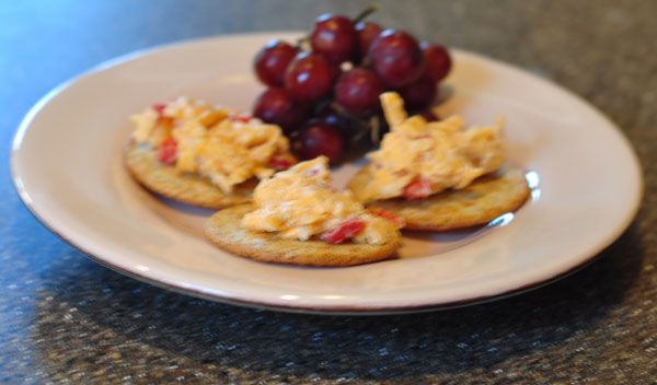 Pimento cheese lunch
