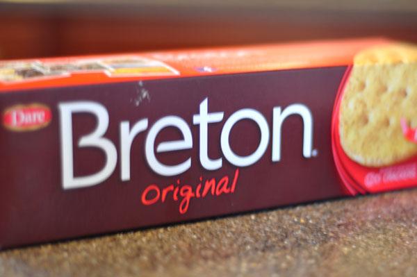 Breston cracker-a favotite