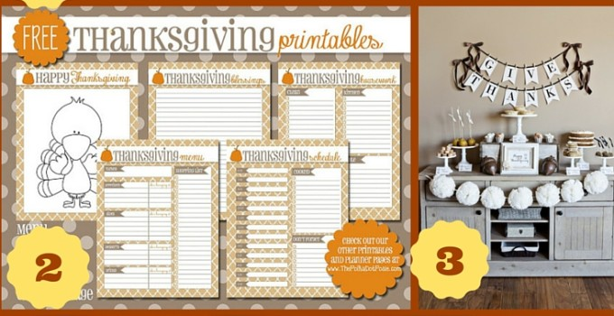The Ultimate Thanksgiving Planning Guide