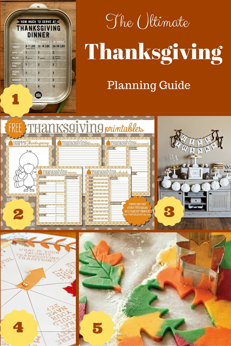 Ultimate Thanksgiving Planning Guide
